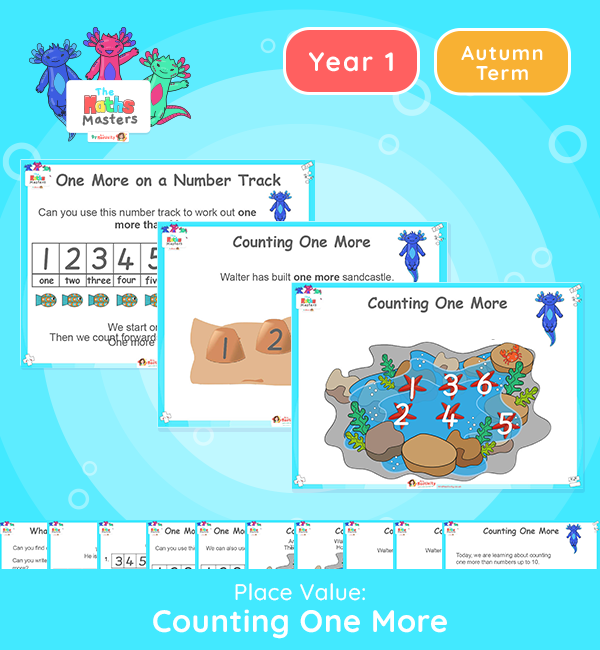 Year 1 | Count One More Lesson Presentation