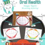 Magic Brushing Teeth Template - Phonics Family Range