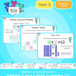 Year 2   Adding 2 and 1 Digit Numbers Part 2 Lesson Presentation