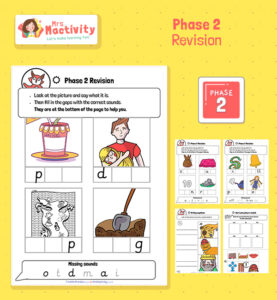 Phase 2 Revision Booklet