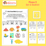Phase 3 Set 6 Consolidation Booklet