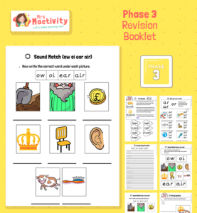 Phase 3 Revision Booklet